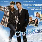 Chalet Girl UK Film Poster