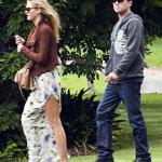 Leonardo DiCaprio et Erin Heatherton
