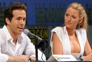 Blake Lively et Ryan Reynolds : ils se sont mariés ce week-end !