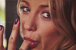 Blake Lively (Serena) harcelée par un fan …