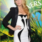 Blake Lively - Versace for H&M Fashion Show and Launch Party
