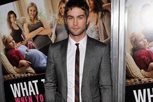 Chace Crawford, le beau gosse de «Gossip Girl», est «ouvert à tout» en amour