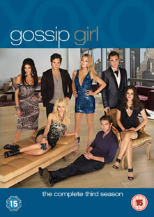 gossip girl s3 dvd france