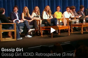 Gossip Girl XOXO : La Rétrospective (vidéo 38 min)