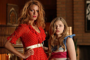 Hick : Photos du prochain film de Blake Lively et Chloe Moretz