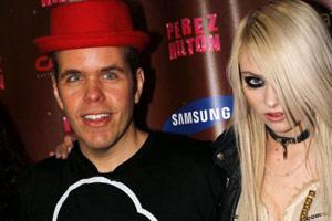 Interview vidéo de Taylor Momsen par Perez Hilton