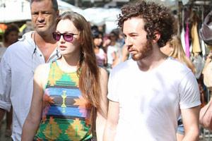 Leighton Meester et son boyfriend Aaron Himelstein à Rio de Janeiro ! (photos)