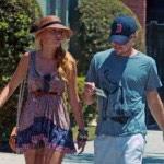 Blake Lively & Leonardo DiCaprio : promenade dans Los Angeles 1
