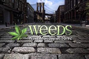 Michelle Trachtenberg dans la saison 7 de la série WEEDS (photos)