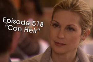 S05E18 Preview « Con Heir »