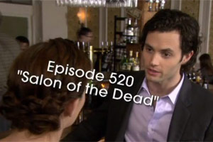 S05E20 Preview « Salon of the Dead »
