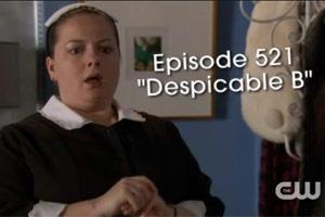 S05E21 Preview « Despicable B. »